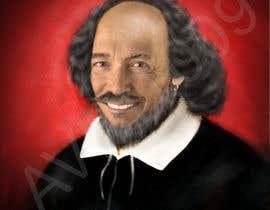 #27 untuk Make my boss look like William Shakespeare oleh avijitsil009