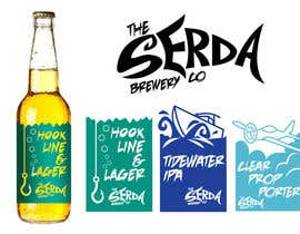 #64 para Design a logo and labels for a brewery por benpics