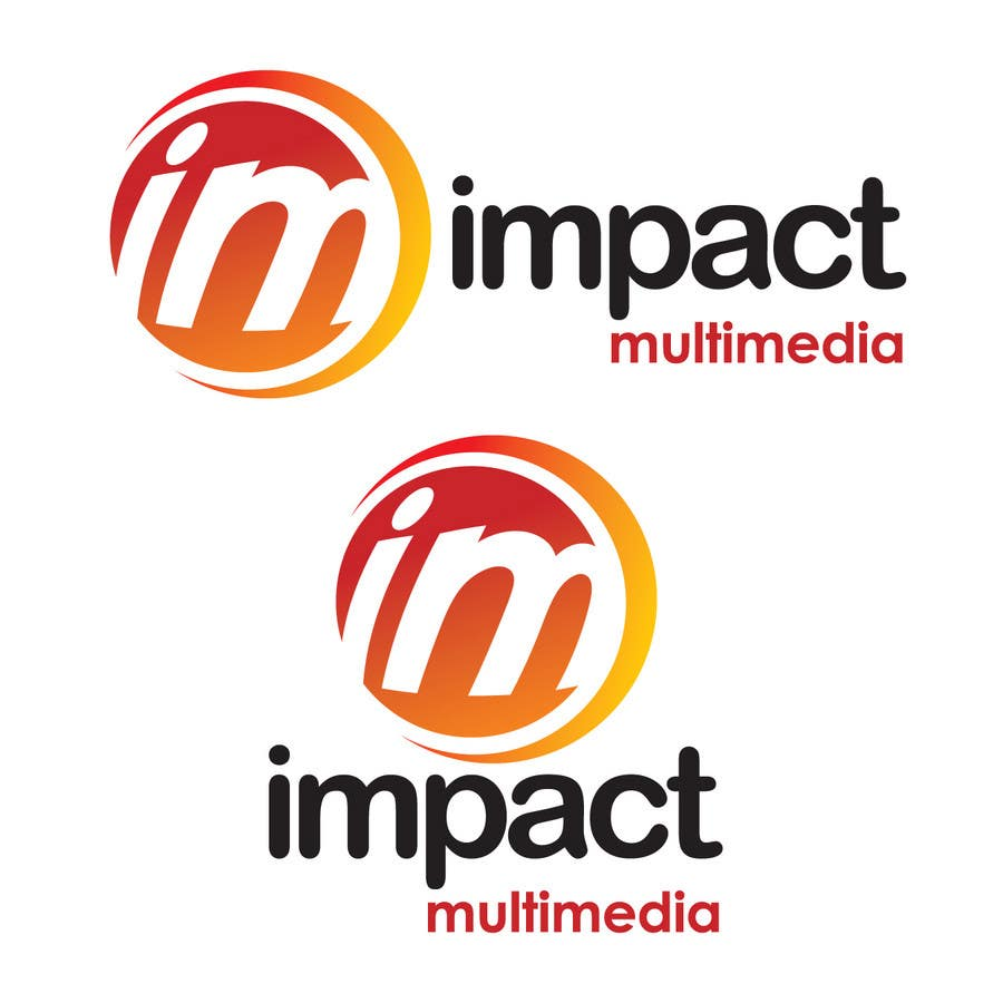 Конкурсная заявка №15 для Logo Design for Impact Multimedia