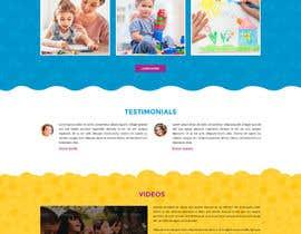 Nro 22 kilpailuun Design Website Homepage käyttäjältä ncdesignerr