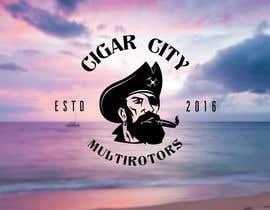"Nro 47 kilpailuun LOGO DESIGN FOR ""CIGAR CITY MULTIROTORS"" käyttäjältä Constantine12"