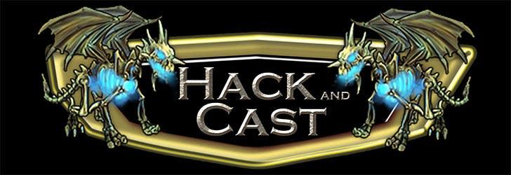 Inscrição nº                                         12                                      do Concurso para                                         Design a Logo for Video Game: Hack and Cast