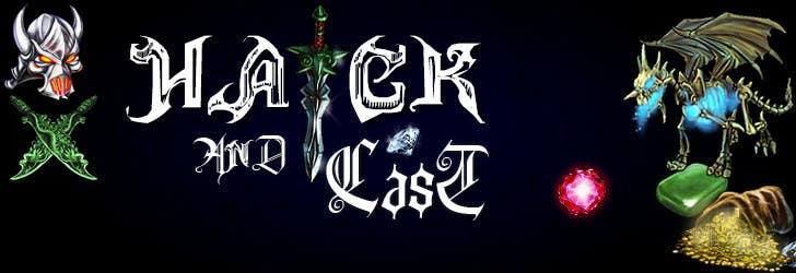Inscrição nº 4 do Concurso para Design a Logo for Video Game: Hack and Cast