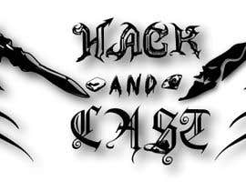 #10 untuk Design a Logo for Video Game: Hack and Cast oleh zokizuan