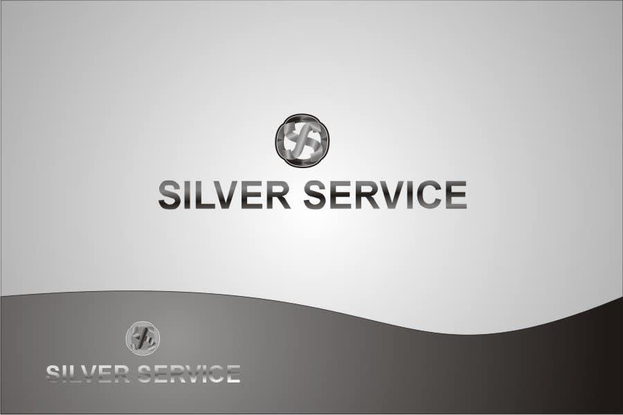 Konkurrenceindlæg #                                        14                                      for                                         Logo Design for Premium Disposable Cutlery - Silver Service