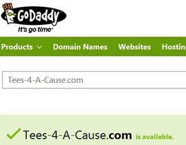 #38 para Domain Name for New T Shirt Site por macmaglaque