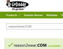 #64 untuk Domain Name for New T Shirt Site oleh macmaglaque