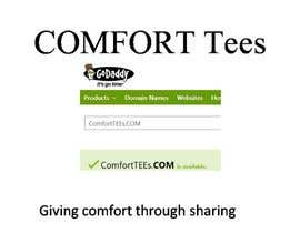 #125 for Domain Name for New T Shirt Site af Othello1