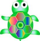 Kid friendly Turtle image için Graphic Design4 No.lu Yarışma Girdisi