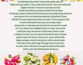 #6 untuk Design a short cookbook oleh UmaGuru