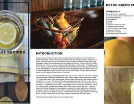 #7 untuk Design a short cookbook oleh mariadelrey