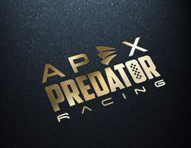 LogoRocket tarafından Design a logo for an F1 racing team called Apex Predator Racing. için no 99