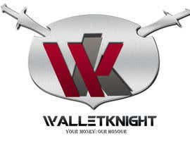 #20 for Design a Logo for WalletKnight by mesele90