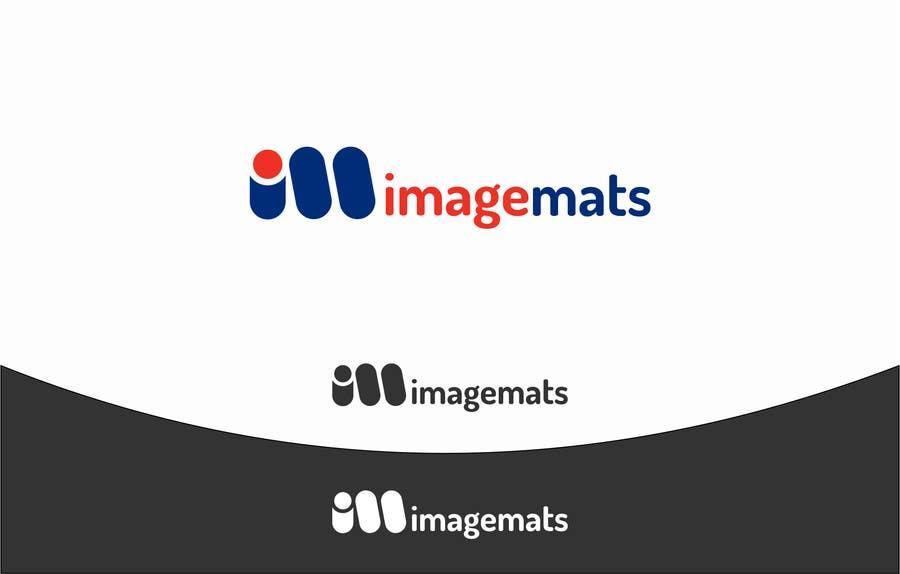 Design a Logo for Image Mats için 40 numaralı Yarışma Girdisi