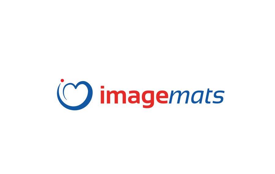 Design a Logo for Image Mats için 33 numaralı Yarışma Girdisi