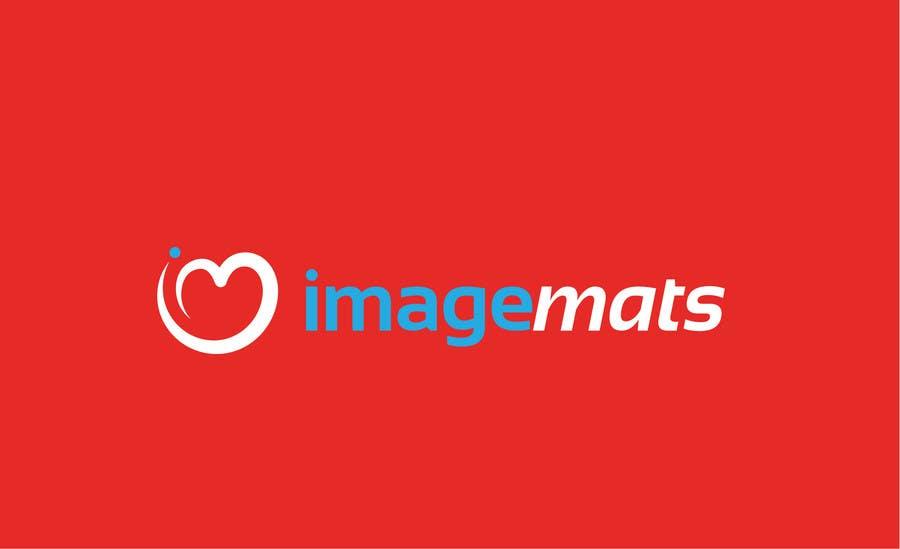 Design a Logo for Image Mats için 125 numaralı Yarışma Girdisi