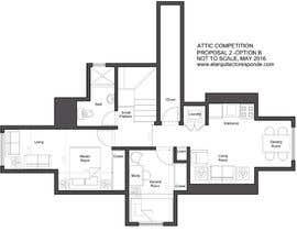 #41 для Design Apartment Plan от consejosdelarq