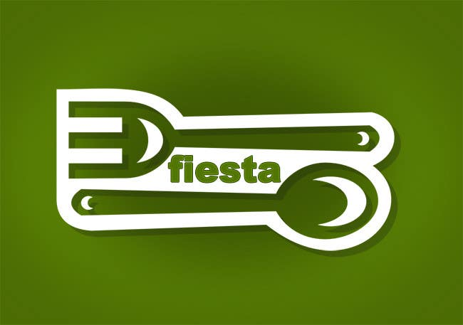 Kilpailutyö #33 kilpailussa Logo Design for disposable cutlery - Fiesta