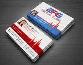 atikul4you tarafından MEDICAL CLINIC BUSINESS CARD & LETTER HEAD için no 19