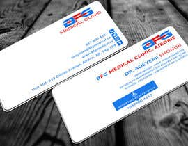 #30 for MEDICAL CLINIC BUSINESS CARD & LETTER HEAD by smjahids24