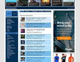 #26 for Design a Website Tweaks to Cityfusion af mhc83