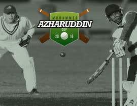 Nro 32 kilpailuun Mohammed Azharuddin Cup 2016 käyttäjältä dezsign