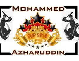 Nro 30 kilpailuun Mohammed Azharuddin Cup 2016 käyttäjältä enghanynagy