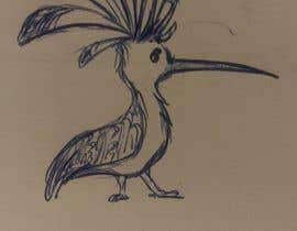 Nro 2 kilpailuun This contest is for fun creative people only: Make this hoopoe bird look cooler käyttäjältä SmiSis96
