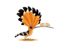 Nro 9 kilpailuun This contest is for fun creative people only: Make this hoopoe bird look cooler käyttäjältä YessaY