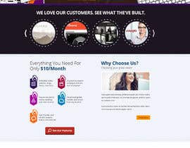 #22 for Design A Theme/Homepage af chiqueylim