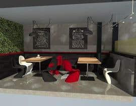 Nro 1 kilpailuun Modernise a restaurant look käyttäjältä MartaChocolate