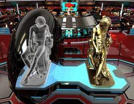 miguel3d tarafından Render statue in futuristic environment için no 58