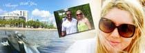 Contest Entry #58 for Design a Facebook Cover for a Couple with photos
