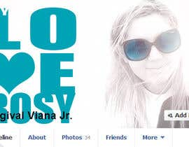 vishnuremesh tarafından Design a Facebook Cover for a Couple with photos için no 68