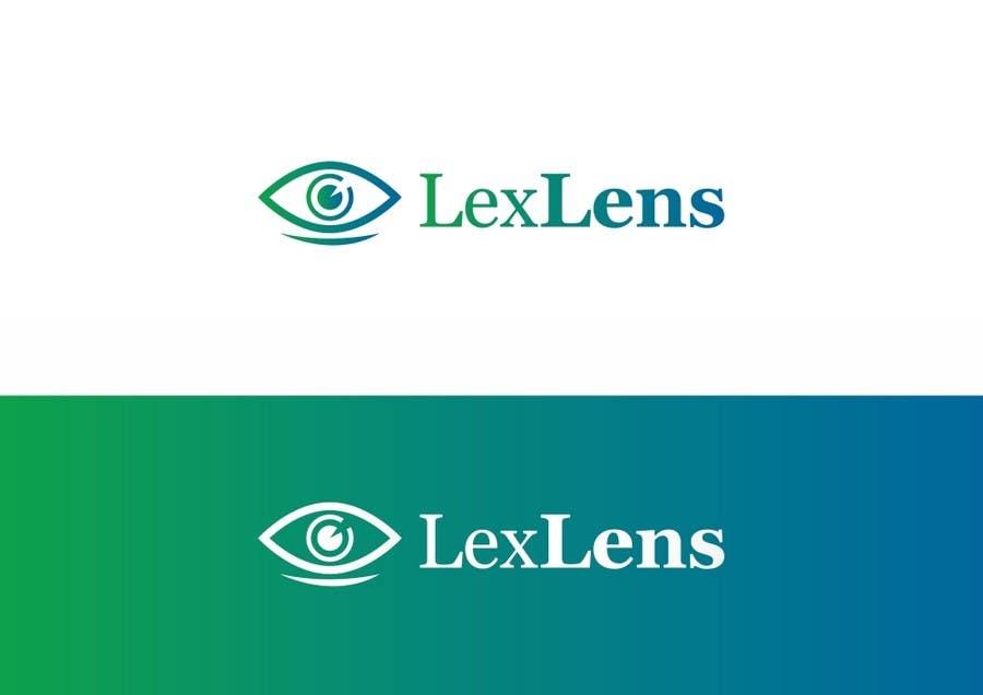 Inscrição nº 124 do Concurso para Design a Logo for LexLens