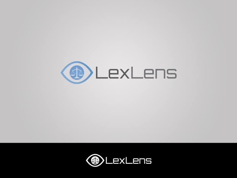 Inscrição nº 51 do Concurso para Design a Logo for LexLens