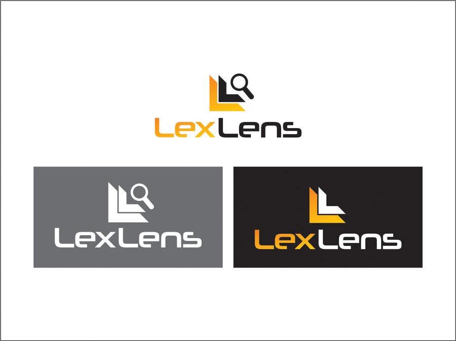Inscrição nº 81 do Concurso para Design a Logo for LexLens