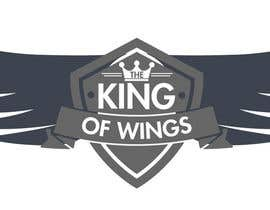 #33 for Logo Design (The King of Wings) by Artkingz