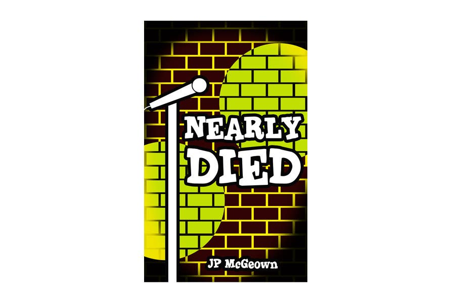 Contest Entry #18 for I Nearly Died - electronic jacket cover needed for Kindle publication