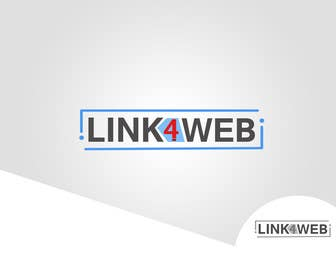 #34 for Design a Logo for Link4Web website by props21