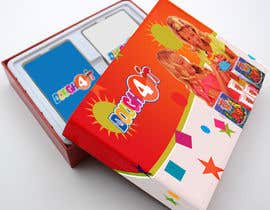 #11 cho Design package and logo for children's board game bởi starikma