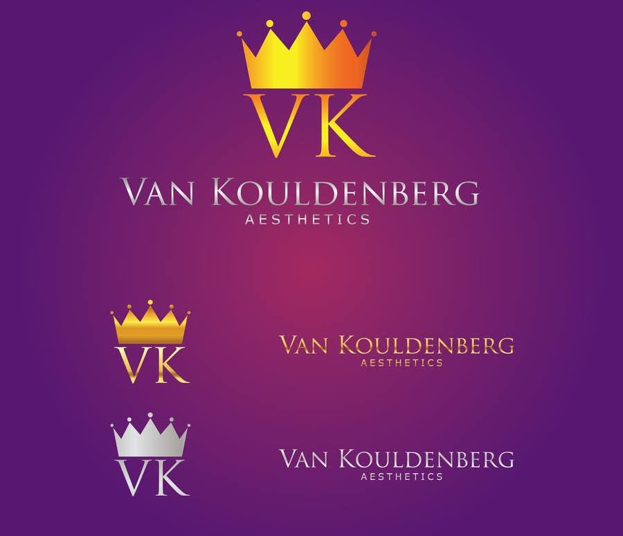 Bài tham dự cuộc thi #32 cho Design a Logo for VanKouldenberg Aesthetics