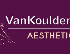 #24 para Design a Logo for VanKouldenberg Aesthetics por karmenflorea