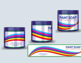 #29 for Design for paint can label by JewelBluedot