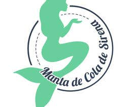 #22 for Design a Logo for: Manta de Cola de Sirena by Miuna