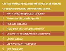SurendraRathor tarafından Rack Card for In Home Health Care için no 11