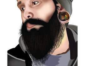 Nro 12 kilpailuun Illustrate my face as an Overwatch character käyttäjältä Rightwaydesign