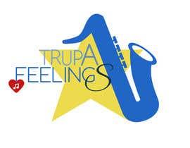 Nro 7 kilpailuun Logo - Feelings Band käyttäjältä SimranKKhaira
