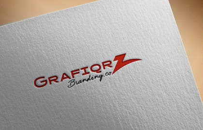 gabonava tarafından Design A logo For  Grafiqrz.co  Branding için no 36