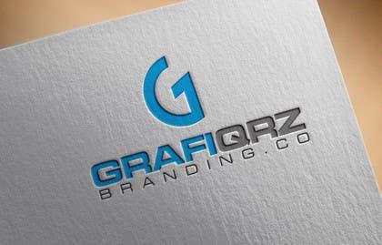 gabonava tarafından Design A logo For  Grafiqrz.co  Branding için no 58